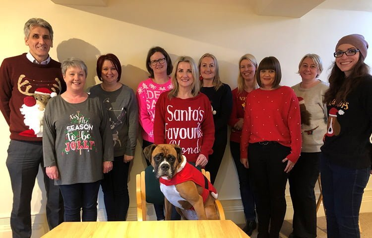 Hibberts Solicitors Season Greeting Christmas Jumper Blog