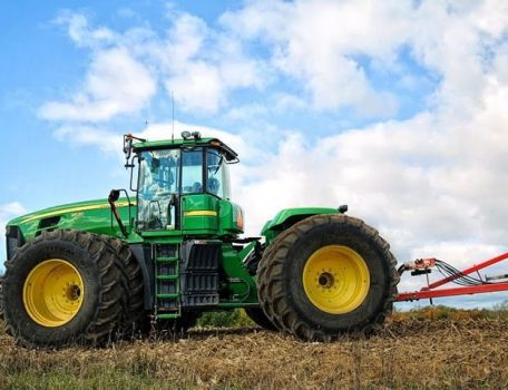 Agricultural Bill Image of tractor